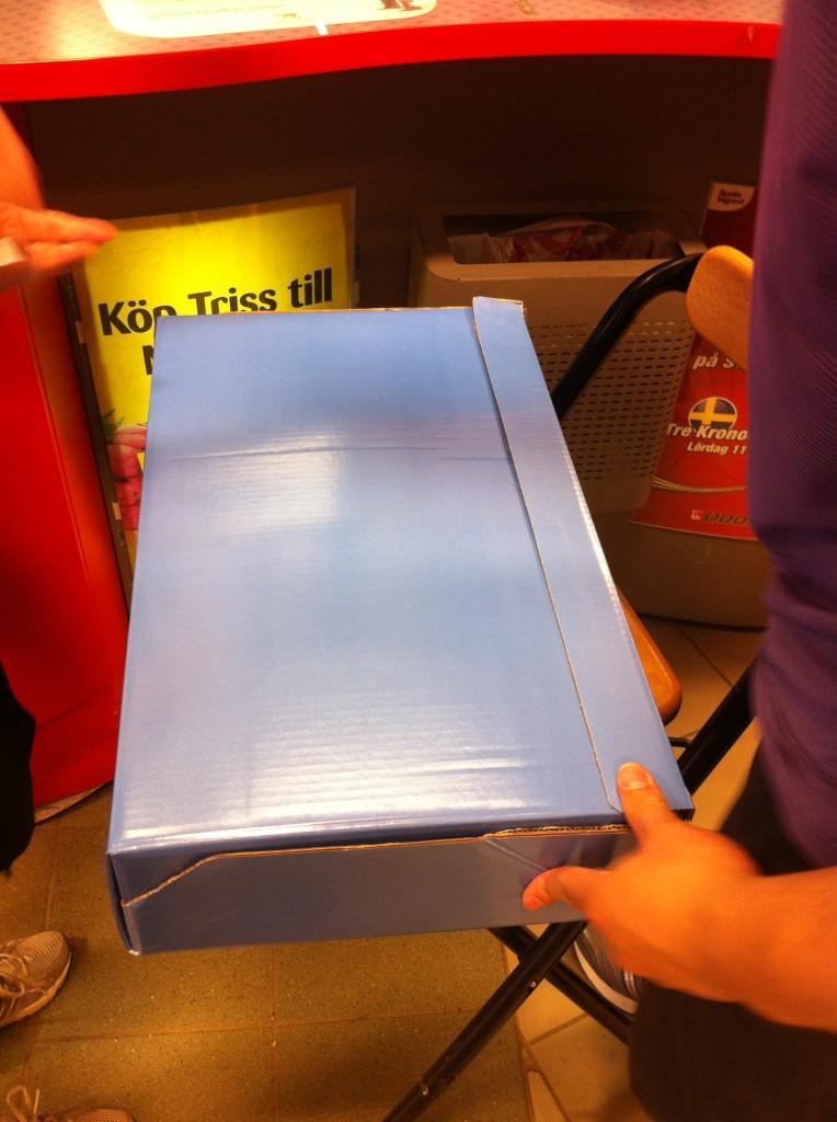 奶粉-纸盒