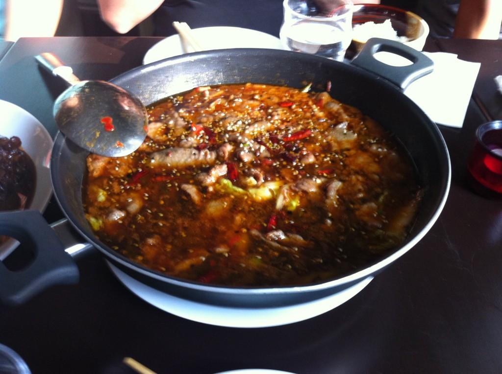 王朝饭店 Restaurang Dynastin