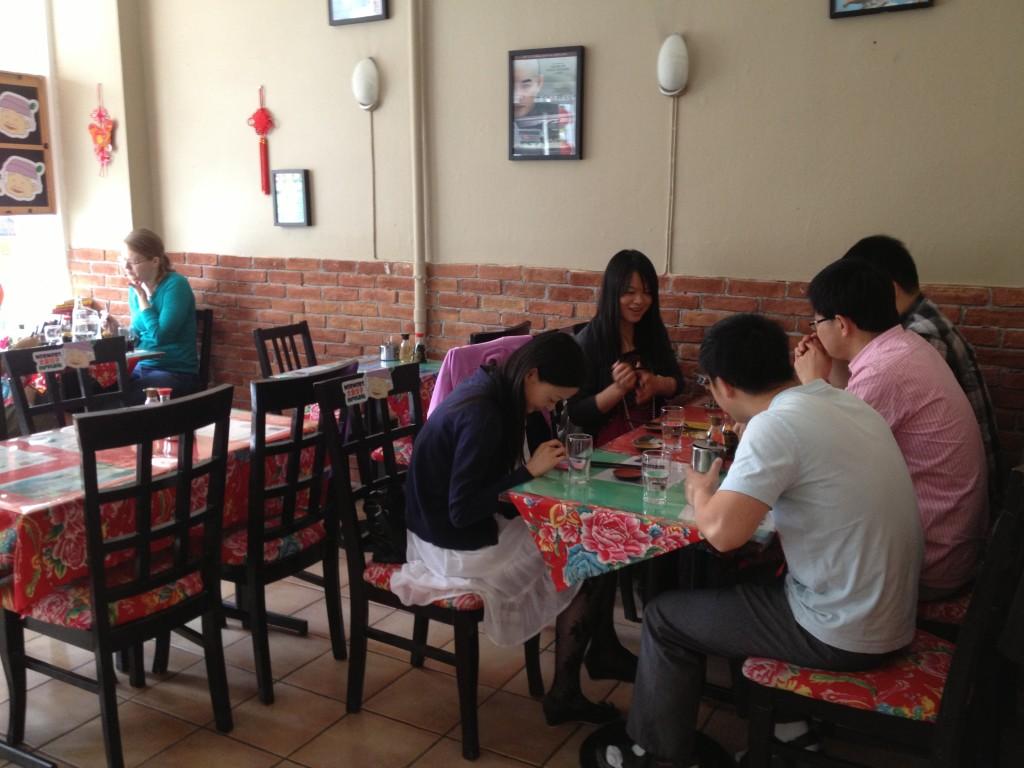 太婆饺子餐厅