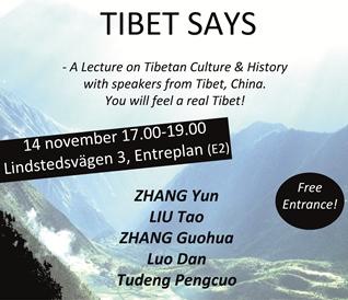 TibetLecture1